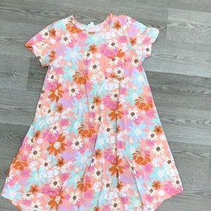 LulaRoe Carly ladies Dress